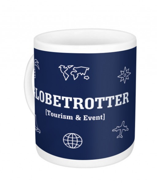 "Kaffeetasse ""Tourism & Event"""