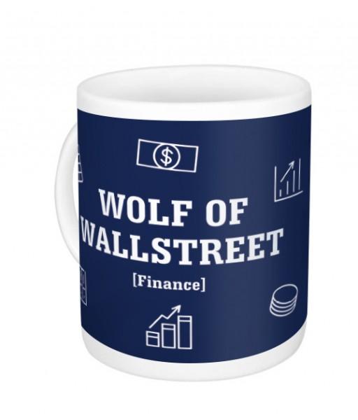 "Kaffeetasse ""Finance"""