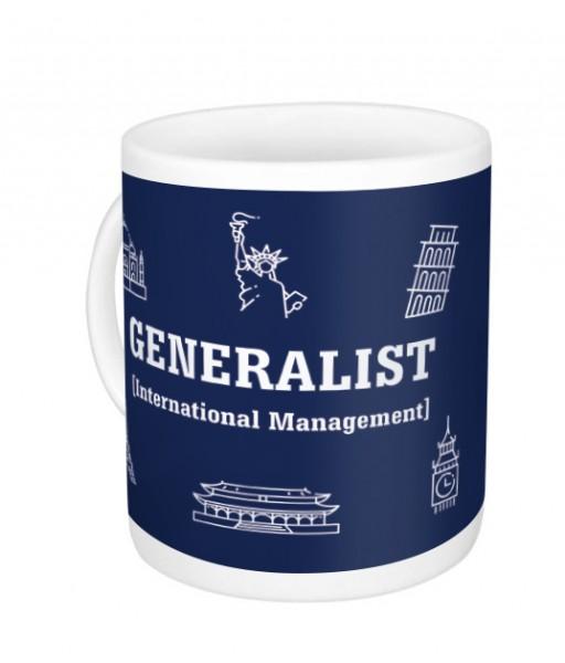 """Kaffeetasse """"International Management"""""""